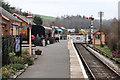 SX7863 : Staverton Station by Chris Allen