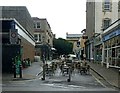 ST5773 : Boyce's Avenue, Clifton by Alan Murray-Rust