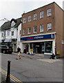 SY3492 : Tesco Express, Broad Street, Lyme Regis by Jaggery
