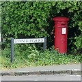 ST5673 : Nightingale Valley postbox ref BS8 432 by Alan Murray-Rust