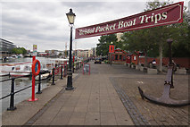 ST5772 : Bristol Packet Boat Trips by Stephen McKay