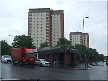 NS6263 : Springfield Vaults in Parkhead, Glasgow by JThomas