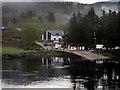 NN0263 : Nether Lochaber Ferry Terminal, The Corran Ferry by David Dixon