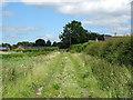 SK0144 : Approaching Woodheadhall Farm on the former Woodhead Tramroad by Ian Calderwood