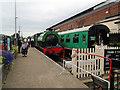 TQ5738 : Tunbridge Wells West Station by Paul Gillett