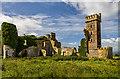 X1776 : Ardoginna House (Ardo Castle), Ardmore (1) by Mike Searle