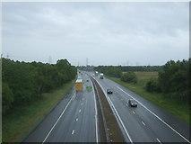 NS6965 : M73 Motorway by JThomas