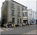 SY3492 : Grade II listed 18 Broad Street, Lyme Regis by Jaggery