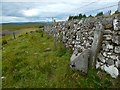 NS2773 : War Department boundary stone, Whitelees by Lairich Rig