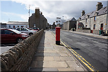 HU4741 : Market Street, Lerwick by Ian S