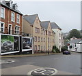 SS5147 : Clear Channel advertising boards, Church Street, Ilfracombe by Jaggery