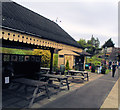 TQ5337 : Groombridge Station Platform by Paul Gillett