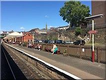 SD8010 : Platform 2 Bury Bolton Street station by Richard Hoare