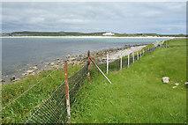 HU3909 : The Coast at Jarlshof by Des Blenkinsopp