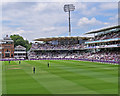 TQ2682 : Lord's: the new Warner Stand by John Sutton