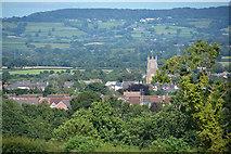 ST0207 : Mid Devon : Countryside Scenery by Lewis Clarke