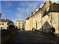 TF0207 : Northwest on All Saint's Place, Stamford by Robin Stott