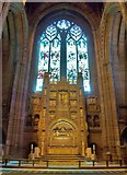 SJ3589 : Liverpool Anglican Cathedral, High Altar by Len Williams