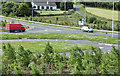 J3396 : The Moss Road, Ballybracken, Ballynure/Larne (July 2017) by Albert Bridge