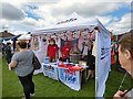 SJ9593 : SSAFA at Gee Cross Fete 2017 by Gerald England