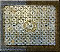 J3684 : Manhole, Jordanstown by Rossographer
