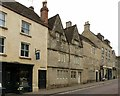ST8893 : Long Street, Tetbury by Alan Murray-Rust