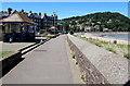 SS9746 : West Somerset Coast Path, Minehead by Jaggery