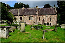 SO2813 : St Faith's Parish Church Llanfoist, Monmouthshire by Jaggery