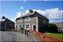 HU4741 : Houses on Thorfinn Street, Lerwick by Ian S