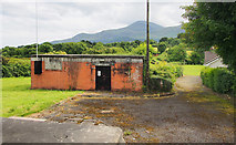 J3633 : BWC air well near Bryansford by Rossographer