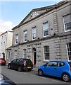 ST3187 : Old Custom House, Lower Dock Street, Newport by Jaggery