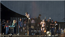 NS5964 : Belle and Sebastian on stage at the TRNSMT Festival, Glasgow Green by Mike Pennington