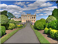 SE5007 : Brodsworth Hall (Western Elevation) by David Dixon