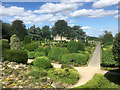 SE5006 : Brodsworth Hall and Gardens, A View from the Summer House by David Dixon