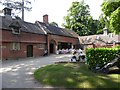 SO8698 : The stable block, Wightwick Manor by Oliver Dixon