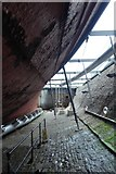 ST5772 : Side of SS Great Britain by DS Pugh