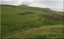 NO2206 : View west from Maiden Castle, Lomond Hills by Bill Kasman