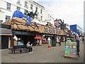 TA1866 : Amusement arcades, Bridlington sea front by Graham Robson