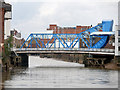 TA1029 : River Hull, North Bridge by David Dixon
