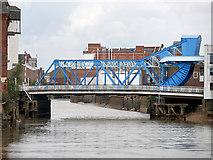 TA1029 : River Hull, North Bridge by David Dixon