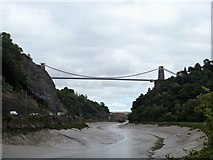 ST5673 : Clifton Suspension Bridge [5] by Michael Dibb