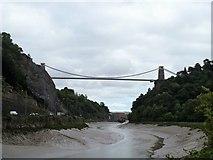 ST5673 : Clifton Suspension Bridge [5] by Michael Dibb