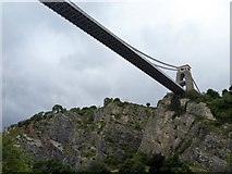 ST5673 : Clifton Suspension Bridge [6] by Michael Dibb