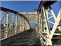 SC4594 : Ramsey Harbour Swing Bridge by Graham Hogg