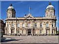 TA0928 : Queen Victoria Square, Hull Maritime Museum by David Dixon