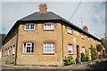ST4212 : Corner cottages by Bill Harrison
