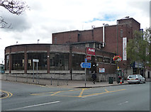 SO5140 : Odeon, Commercial Road, Hereford by Stephen Richards