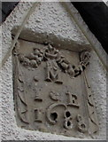 ST6883 : Datestone 1688, The Nook, Wotton Road, Iron Acton by Jaggery