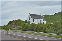 NM7582 : Converted church at Polnish by Nigel Brown