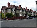 SO5139 : 106-120 St Owen's Street, Hereford by Stephen Richards